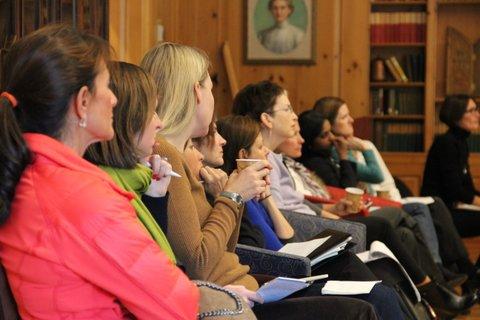 Parent Speak educational discussion