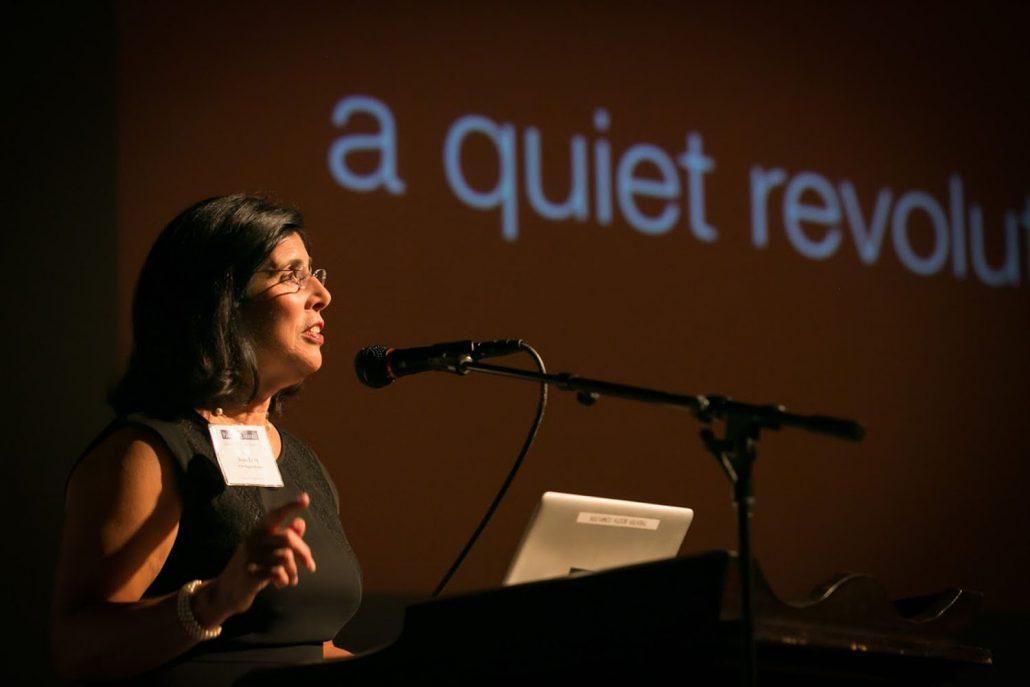 PCW event - A Quiet Revolution