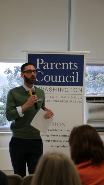 PCW scholar program discussion 2